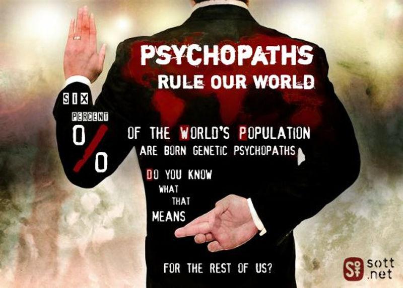 Brzina upoznavanje psihopati