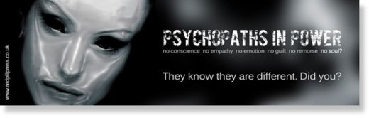 Psychopats rule our world