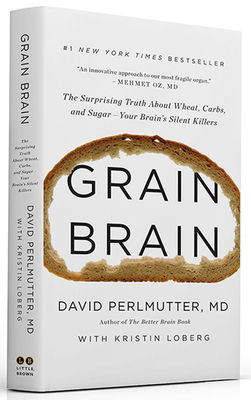 Grain Brain dr. David Perlmutter