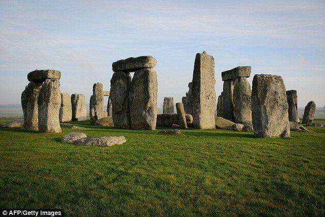 datiranje studija slučaja Stonehenge svetište