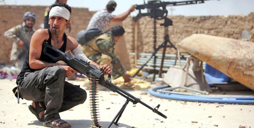 Izlazi irački čovjek