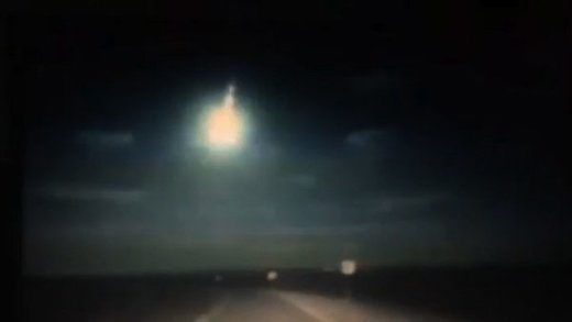 Nebraska fireball