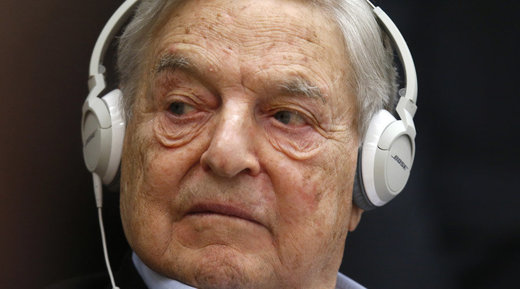 Georges Soros, Chairman of Soros Fund Management