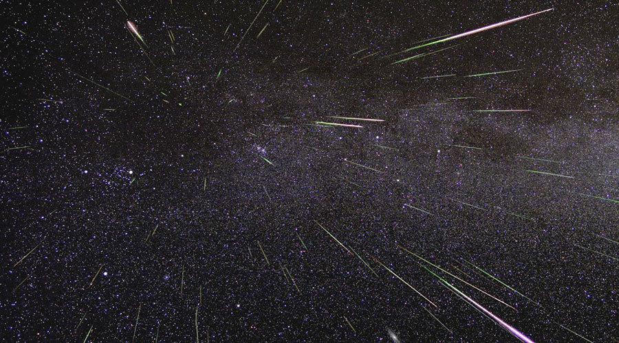 datiranje meteorita