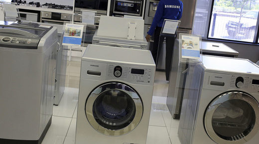 samsung exploding washing machines