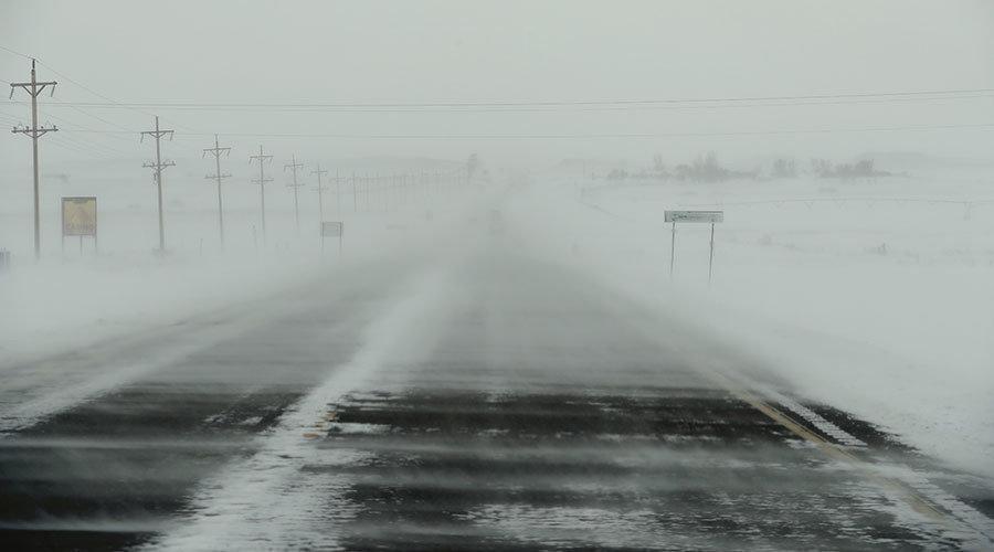 Brzina koja se nalazi u sjevernoj Dakoti