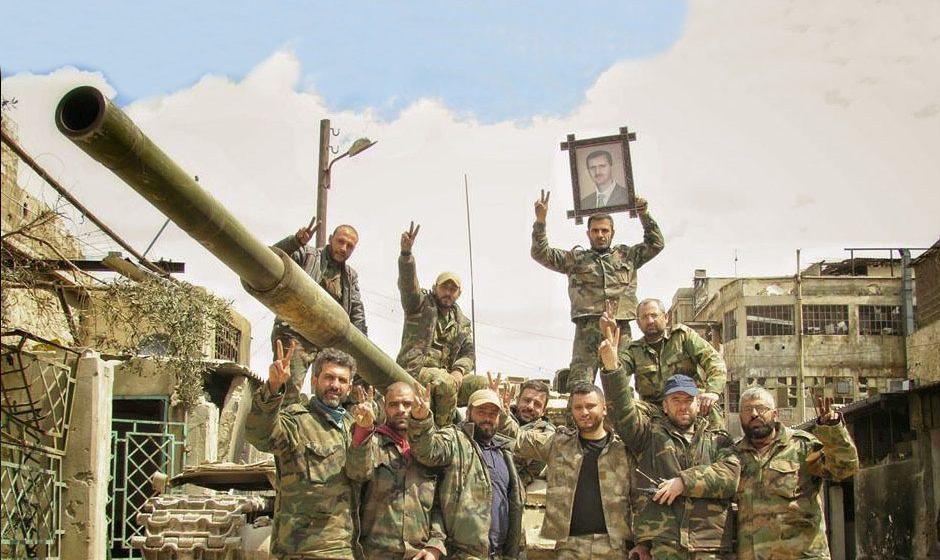 Rezultat slika za Nastavljaju se napadi u Siriji: Snage Asadovog režima približavaju se granicama Idliba