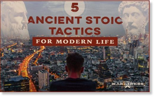 ancient stoic tactics