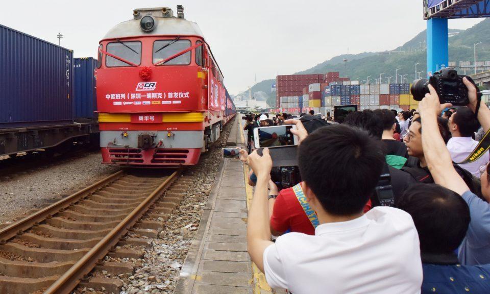 upoznavanje s brzinom Shenzhen-a