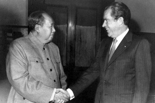 Čuveni sastanak Mao Cetunga i Ričarda Niksona u Pekingu, 21. februar 1972.