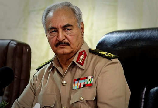 General Kalifa Haftar