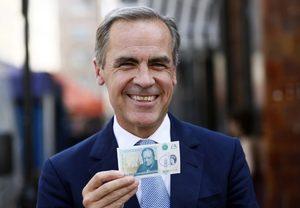 Guverneg Engleske banke