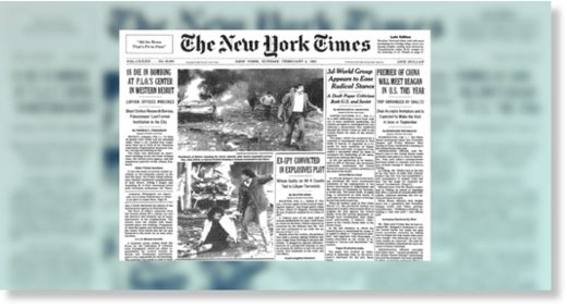 New York Times in 1983