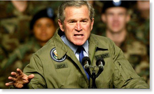 Bush Jr