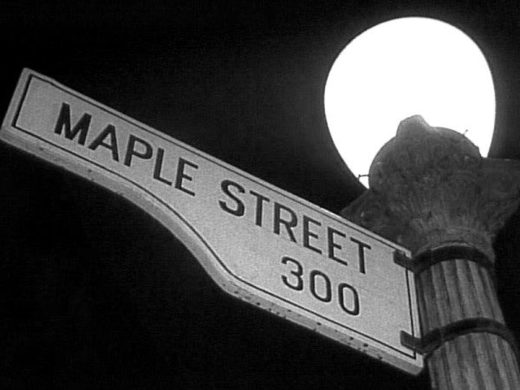 twilight zone maple street