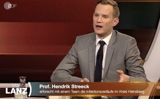 Dr. Hendrik Streeck